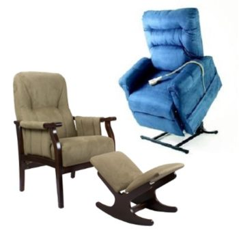 CHAIRS AND SEATS