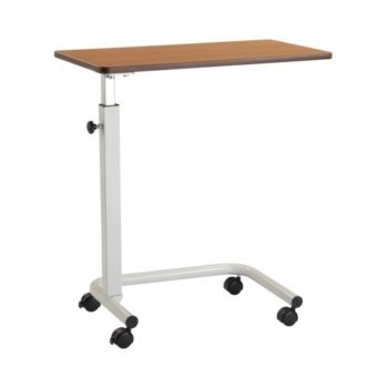Sigma overbed table non-tilt