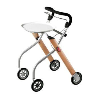 Trust indoor walker with wheels