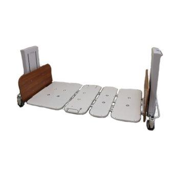 Deutcher floorline single bed