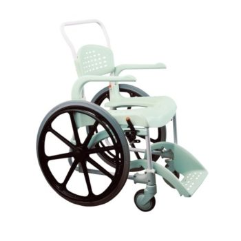 Etac self-propelled mobile shower commode