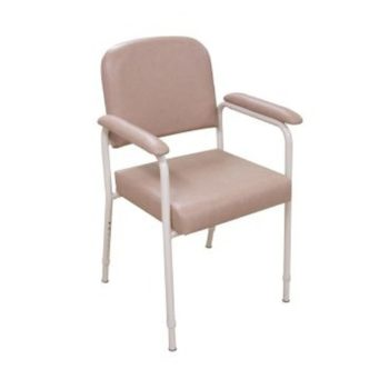 KCare low back utility chair with height adjustable legs