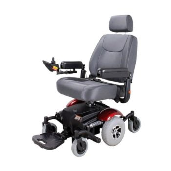 Merits Maverick 10 power chair