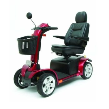 Pride Pathrider 130 XL mobility scooter