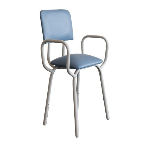 R&R Kitchen stool with height adjustable legs
