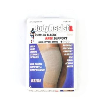 Body Assist slip on elastic knee support
