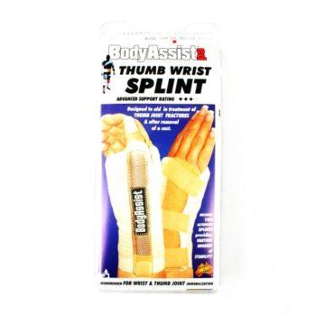 Body Assist thumb wrist splint