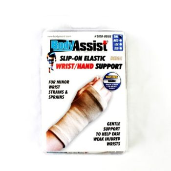 Body Assist Slip-on elastic wrist/hand support