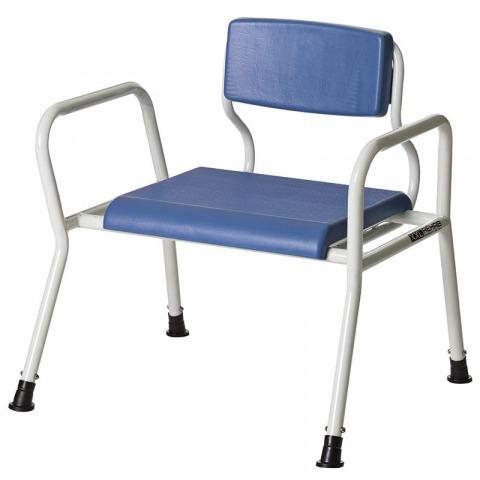 Bariatric shower bench