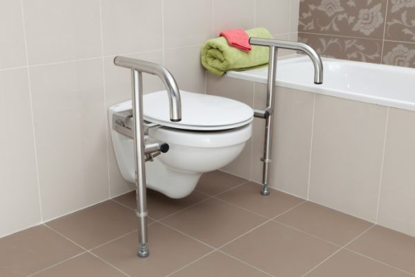 Stainless Steel Bariatric Throne