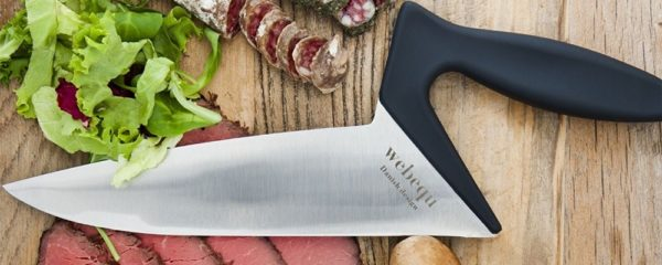 Webeque chef's knife
