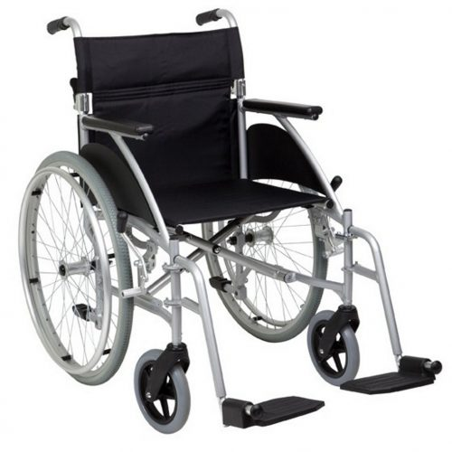 Days Swift ultralight self propelled wheelchair