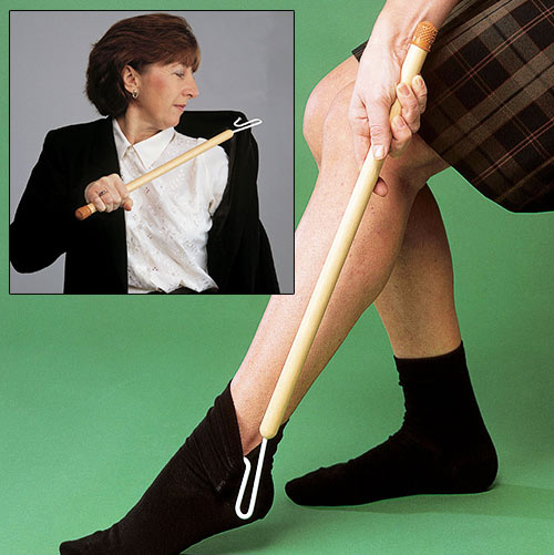 Homecraft dressing stick helper