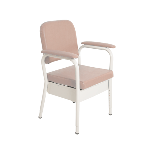 KCare Deluxe Bedside Commode