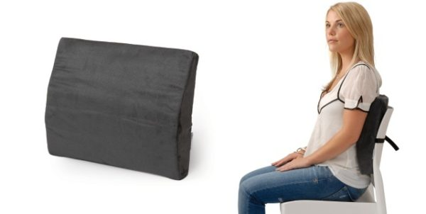 lower lumbar support cushion
