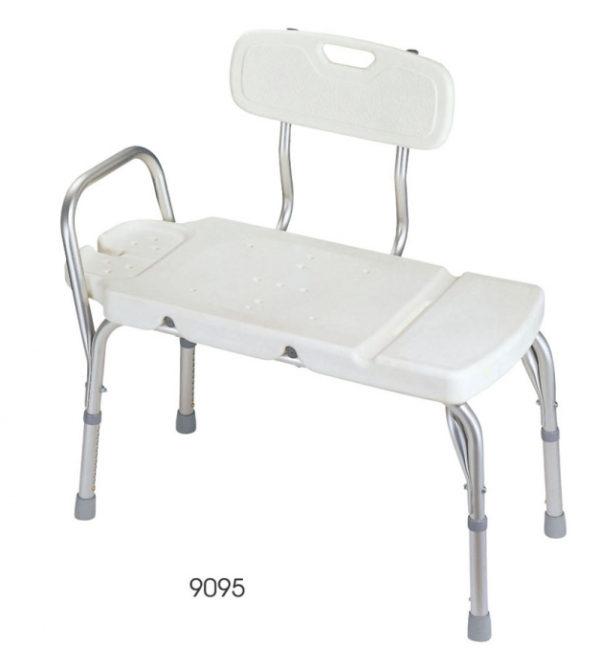 Peak Care Deluxe bath transfer bench