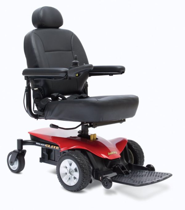 Pride Jazzy Select Elite 2 Power chair