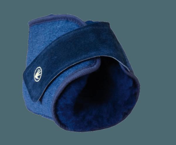 Shear comfort heel protector