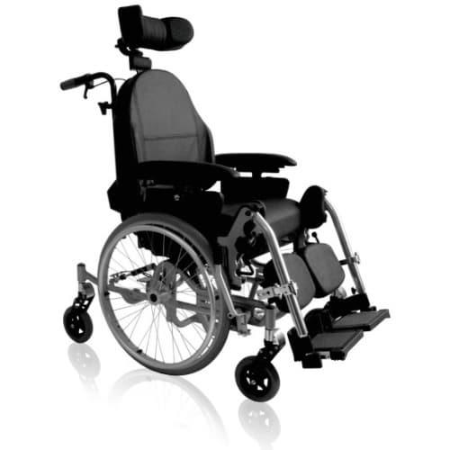 Weely Tilt and Recline Wheelchair