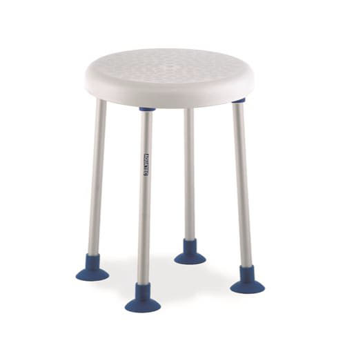 dot shower stool