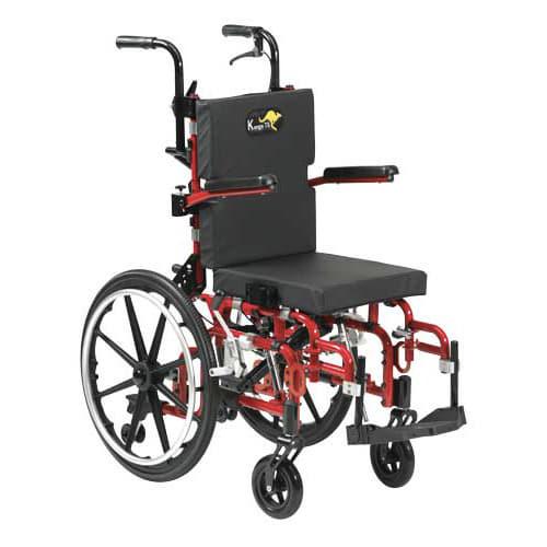 kanga paediatric tilt in space wheelchair
