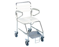KCare Maxi Mobile Shower Commode