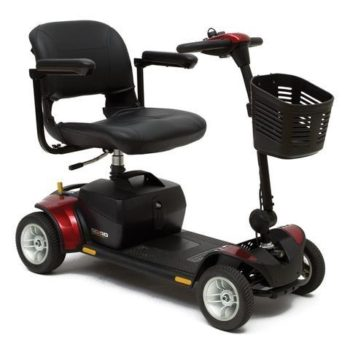 Go-Go Elite Traveller Plus Mobility Scooter