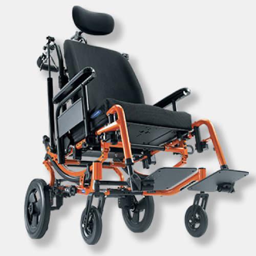 Invacare Solara 3G Tilt-in-Space Wheelchair