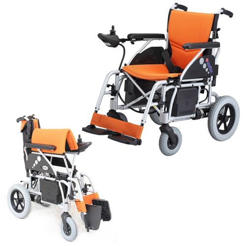 Merits brand economy foldable power chair