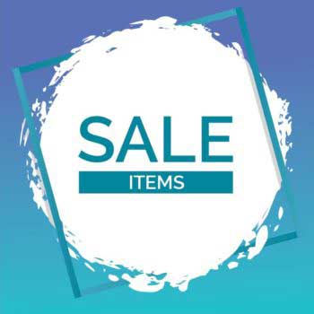 ITEMS ON SALE