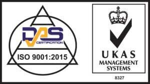 DAS Certification ISO9001 logo