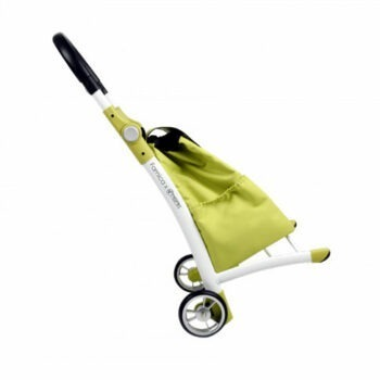 peak go shopping cart seat