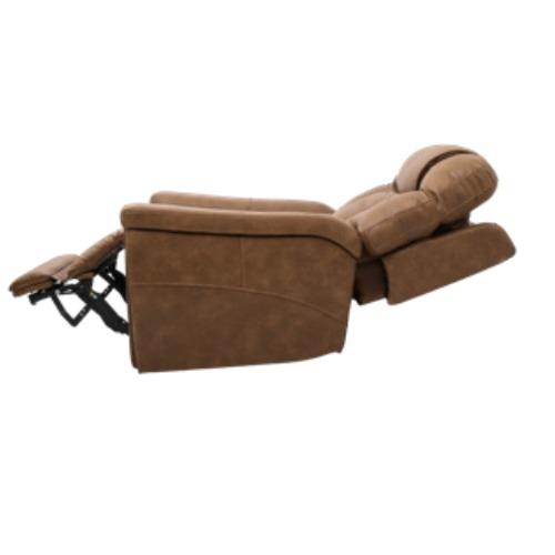 Michelangelo reclined