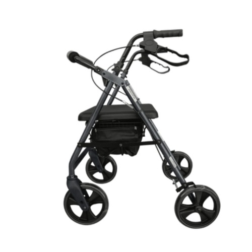 kcare premium seat walker side profile
