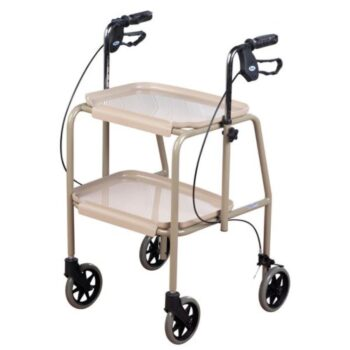 Days Adjustable Height Trolley Walker