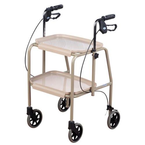 Days Adjustable Height Trolley Walker
