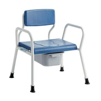 xxl clean bedside commode