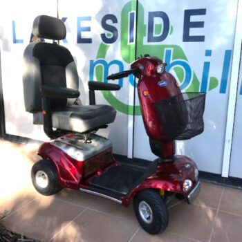 Invacare 2nd hand scooter