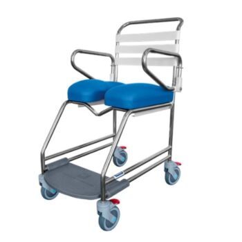 KCare Mobile Shower Commode