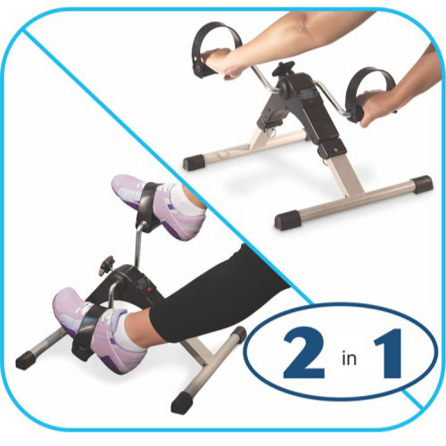 pedal exerciser 2in1