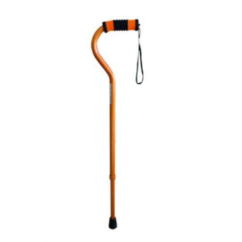 peak walking stick orange