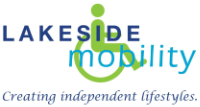 Lakeside Mobility Sunshine Coast Logo